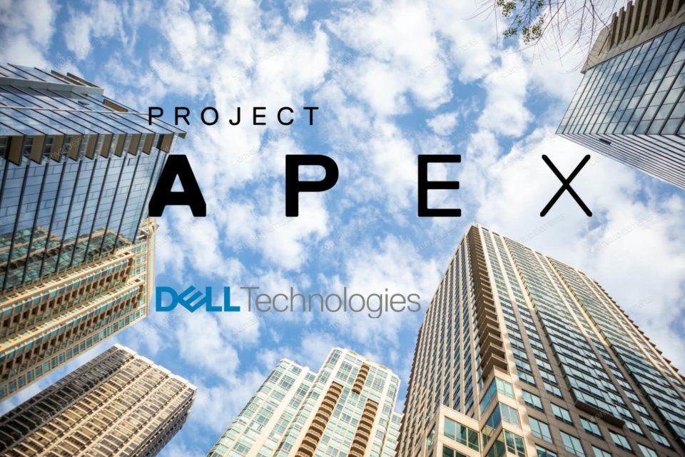 """Dell Technologies uruchamia Project APEX, który ma rozszerzyć możliwości korzystania z usług w modelu """"as-a-service"""" aby zapewnić klientom swobodę skalowania zasobów w sposób, który jest dla nich najlepszy!"""