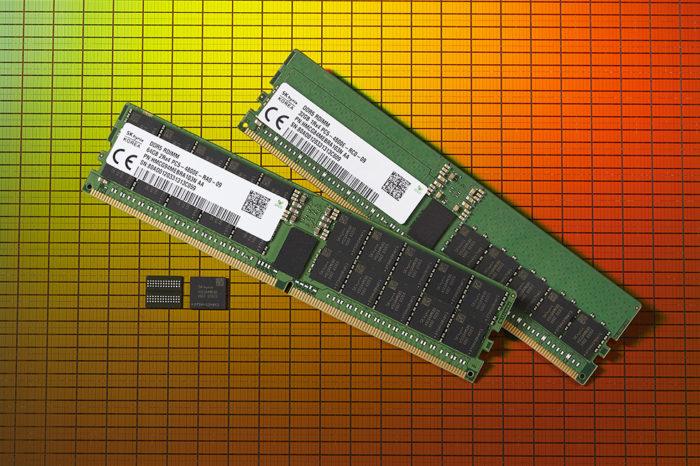 Pierwsza na świecie pamięć DDR5 DRAM oficjalnie. SK Hynix już teraz szykuje się na nadchodzące generacje procesorów obsługujących ten typ pamieci.