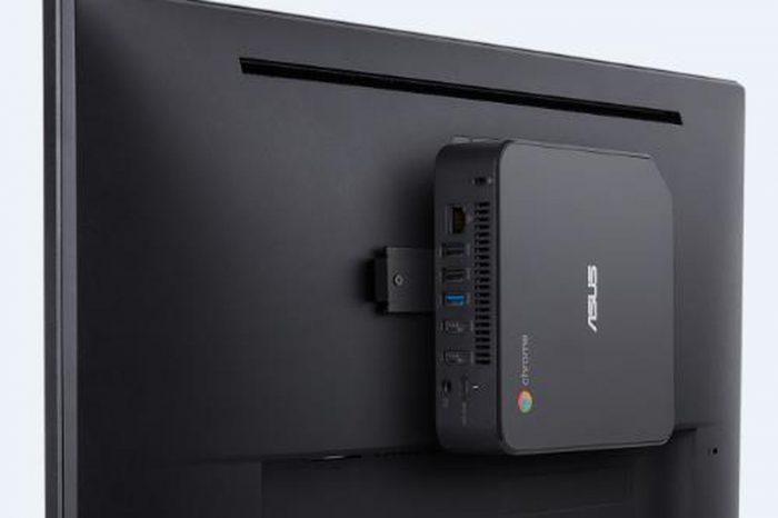 ASUS Chromebox 4 - firma wprowadza nowy miniPC na ChromeOS wyposażony w procesory Intel dziesiątej generacji