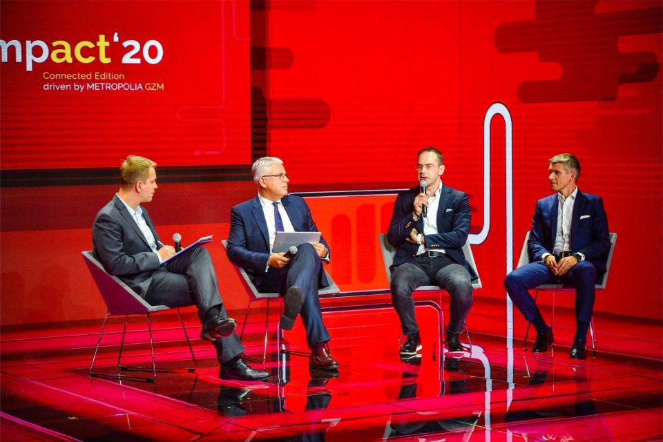 Chmura możliwości. O szansach związanych z transformacją, dobrych praktykach i o tym, co jeszcze przed nami, dyskutowali eksperci Microsoft podczas konferencji Impact'20.