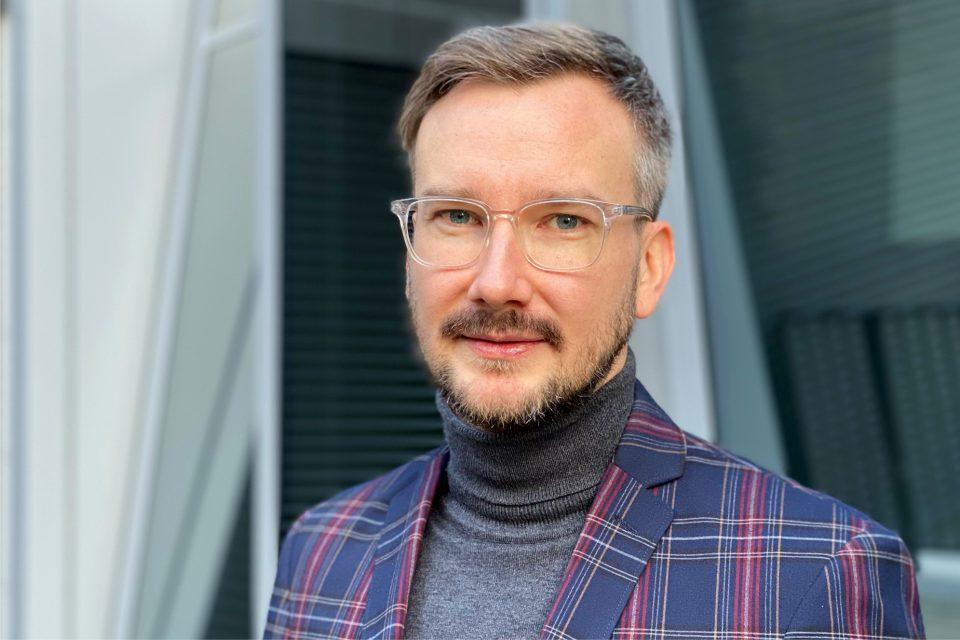 Paweł Andrzejewski ponownie w Tech Data Polska, gdzie objął stanowisko Business Unit Managera - PC Systems.