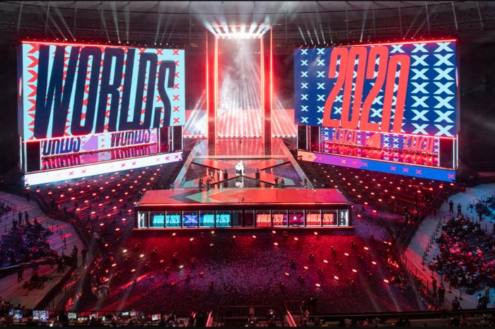 Riot Games we współpracy z Cisco zorganizowało jedno z największych wydarzeń e-sportowych na świecie Finały Mistrzostw Świata League of Legends 2020.