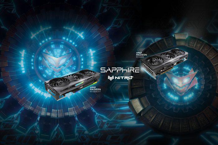 Firma SAPPHIRE wprowadza na rynek nowe karty graficzne AMD Radeon RX 6800 i RX 6800 XT z serii NITRO+.