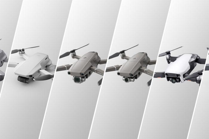 """Na amerykańską """"czarną listę"""" trafił lider rynku dronów - firma DJI. Powody tego są co najmniej niejasne."""