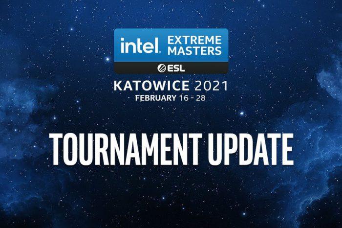 Decyzja w sprawie IEM 2021 podjęta! ESL Gaming informuje, że Intel Extreme Masters 2021 w Katowicach zostanie zorganizowany w studiu produkcyjnym ESL.