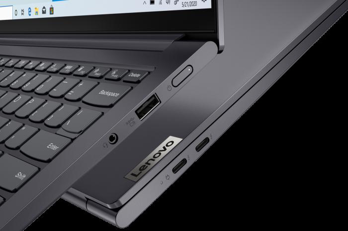 CES 2021: nowy laptop Lenovo Yoga Slim 7i Pro z ekranem OLED. 14-calowy model oparty jest o procesory Tiger Lake-U i układ graficzny NVIDIA GeForce MX450.
