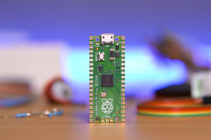 Jeszcze mniejszy Raspberry Pi? Tym razem jednak nie chodzi o mini-komputer. Raspberry Pi Pico to mikrokontroler, konkurent dla Arduino.