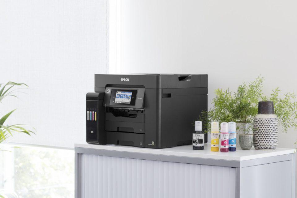 RECENZJA: Epson EcoTank L6570 - ekologiczny MFP dla biura, czyli krótka opowieść o tym jak atramentowe rozwiązanie może przyćmić laser.