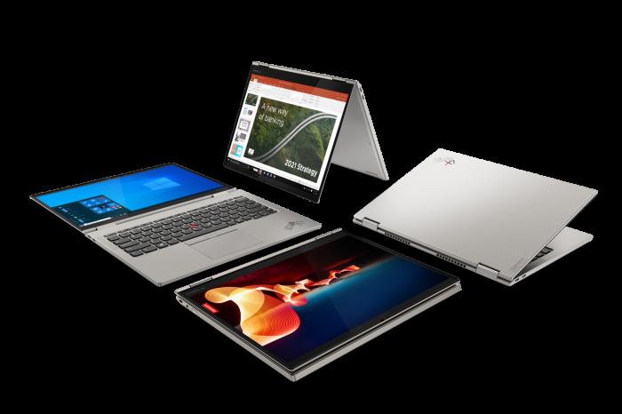 CES 2021: Tytanowy ThinkPad! Lenovo pokazało nowy model laptopa konwertowalnego - ThinkPad X1 Titanium Yoga.
