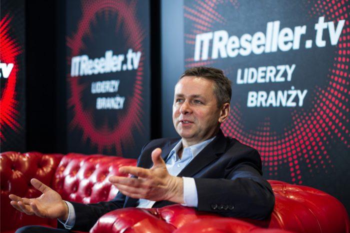 """""""HP zasługuje na to by być liderem rynku w każdej kategorii"""" - mówi Andrzej Sowiński, prezes HP Inc Polska w pierwszym wydaniu programu """"Liderzy Branży"""" IT Reseller TV."""