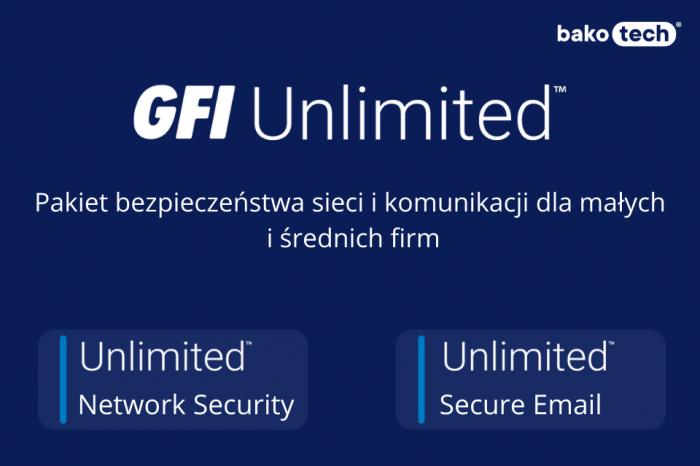 Wielowarstwowe rozwiązanie Network Security w Twoim portfolio? Czyli jak zapewnić kompleksową ochronę swoim klientom? Już 3 marca o godzinie 11:00 opowiedzą eksperci Bakotech oraz producenta GFI Software.