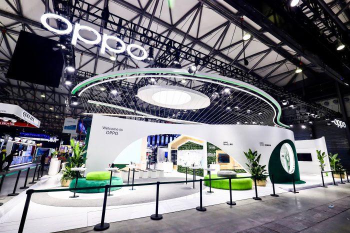 OPPO przedstawia przyszłość błyskawicznego ładowania podczas MWC w Szanghaju, zaprezentowano również rozwijany smartfon OPPO X 2021, Omni - urządzenie 5G CPE czy technologię OPPO Wireless Air Charging.