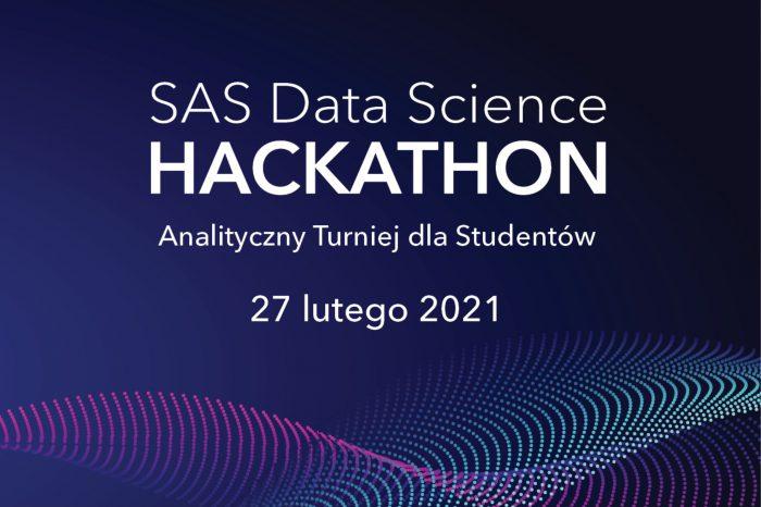 Trudnego zadania, polegającego na opracowaniu rozwiązania analitycznego do automatyzacji procesu przetwarzania notatek lekarskich, podjęli się uczestnicy SAS Data Science Hackathon 2021.