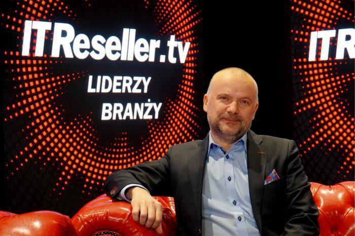 """""""Sanacja nauczyła nas pokory""""- mówi Sławomir Harazin, wiceprezes Action S.A. w programie """"Liderzy Branży"""" IT Reseller TV."""