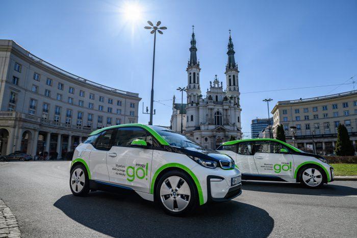innogy go! - jedyna w Polsce wypożyczalnia w pełni elektrycznych aut na minuty, kończy swoją działalność – mniej więcej w połowie marca nie będą już dostępne żadne samochody do wypożyczenia.