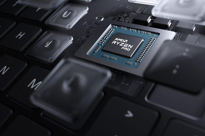AMD prezentuje nowe, mobilne procesory AMD Ryzen PRO 5000 - czyli architektura Zen 3 trafia do laptopów biznesowych.