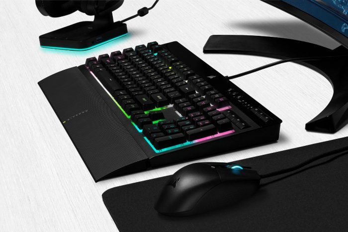 CORSAIR wprowadza do oferty nowe klawiatury gamingowe – K55 RGB PRO i K55 RGB PRO XT.