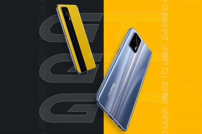 15 milionów dolarów w 10 sekund! Taki wynik dla Realme zrobił nowy, flagowy smartfon Realme GT 5G.