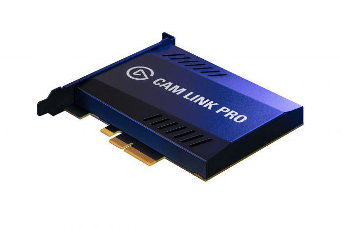 Elgato wprowadza do oferty Cam Link Pro. Karta do nagrywania z mikserem wideo ułatwia produkcję i pozwala na użycie kilku kamer jednocześnie.