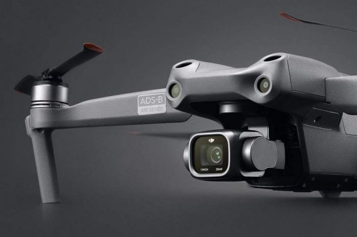 DJI Air 2S - nowy dron z bardzo dużym sensorem obrazu i wieloma zaawansowanymi funkcjami.