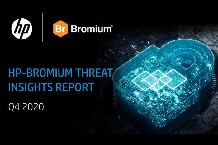 Najczęstsze zagrożenia bezpieczeństwa online. HP opublikowała raport na temat zagrożeń bezpieczeństwa w sieci HP-Bromium Threat Insights Report, analizujący dane z ostatniego kwartału 2020.