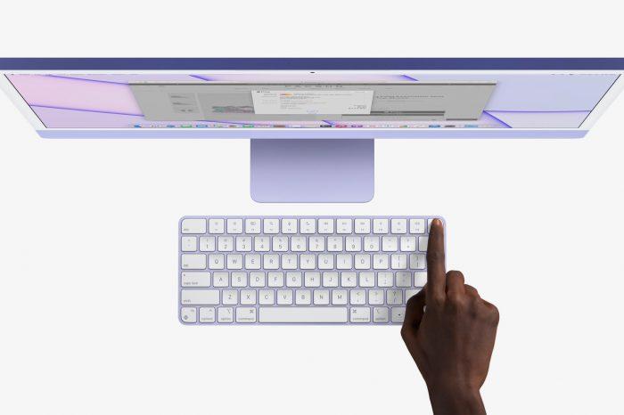 Apple pokazało nowy komputer iMac. 24-calowy, bazujący na procesorze Apple M1, będzie dostępny w 7 kolorach.