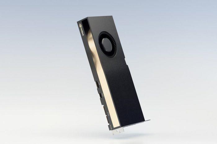 NVIDIA zaprezentowała nowe karty graficzne dla profesjonalistów. Układy RTX A2000, RTX A3000, RTX A4000 oraz RTX A5000.
