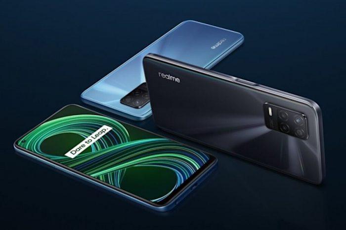 Realme 8 5G - nowy smartfon z chipem MediaTek Dimensity 700 i ekranem LCD 90 Hz - propozycja 5G dla oszczędnych.