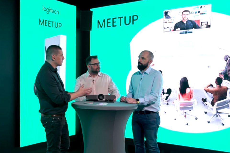 """Zapraszamy na kolejny odcinek Akademii Logitech i Statim Integrator """"PRAWDZIWA MAGIA LOGITECHA"""" w drugim odcinku z serii, bohaterem jest Logitech Meetup."""