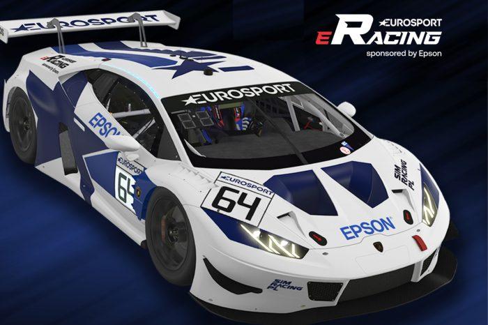 Wyścigi samochodowe w Eurosporcie na... projektorach od Epsona! W poniedziałek 17 maja odbyły się otwarte kwalifikacje wstępne do kolejnego sezonu Eurosport eRacing sponsored by Epson.
