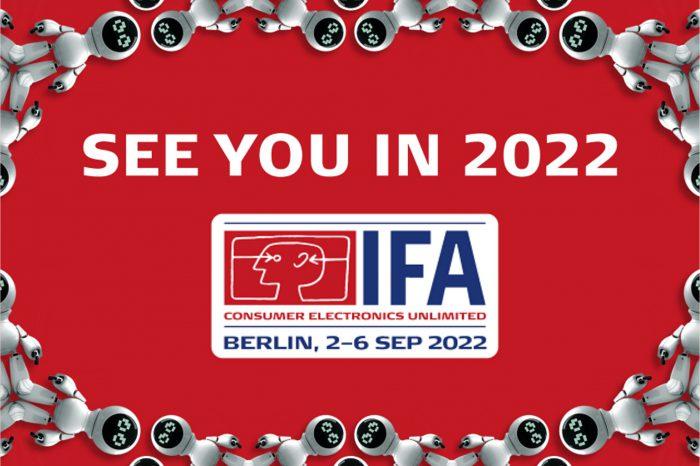 IFA 2021 się nie odbędzie! Organizatorzy przenieśli wydarzenie na 2022 rok, powodem jest oczywiście trwająca pandemia.