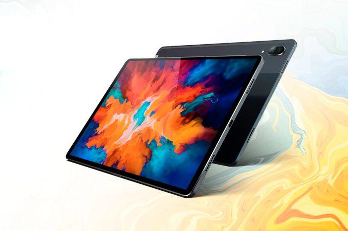 Lenovo prezentuje nowy, flagowy tablet z procesorem Qualcomm Snapdragon 870 SoC i ekranem OLED 90 Hz.