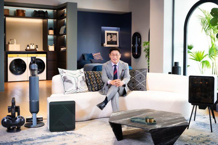 Bespoke Home to wizja nowoczesnego domu, zaprezentowana przez firmę Samsung Electronics, obejmująca urządzenia AGD stworzone z myślą o spersonalizowanym wzornictwie, elastyczności i życiu w duchu smart.