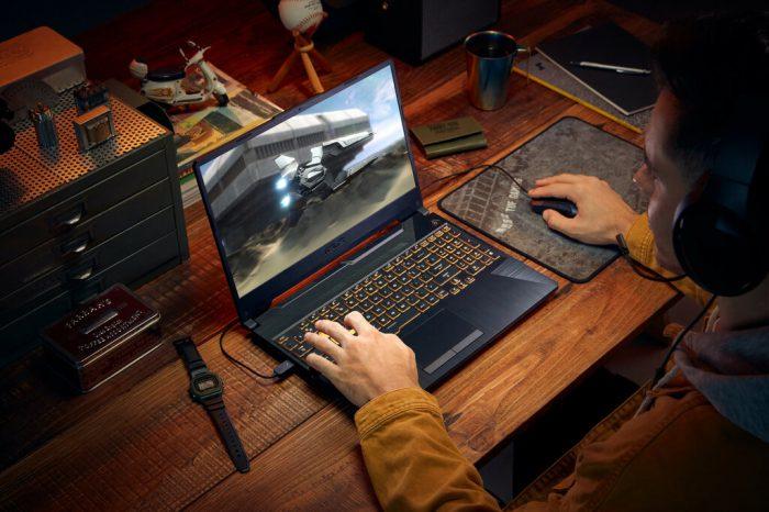 ASUS przedstawił nowe laptopy dla graczy: TUF Gaming F15 i TUF Gaming F17 z nowymi CPU Intela i ekranami 240 Hz.