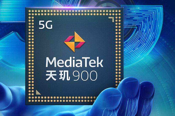 MediaTek Dimensity 900 - nowy SoC ze zintegrowanym modemem 5G wprowadzony na rynek.