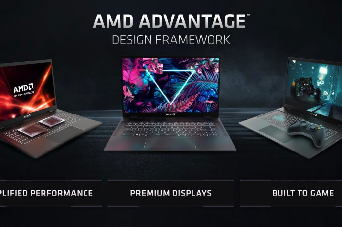 Computex 2021: AMD Advantage Design Framework - nowa koncepcja budowy laptopów dla graczy.