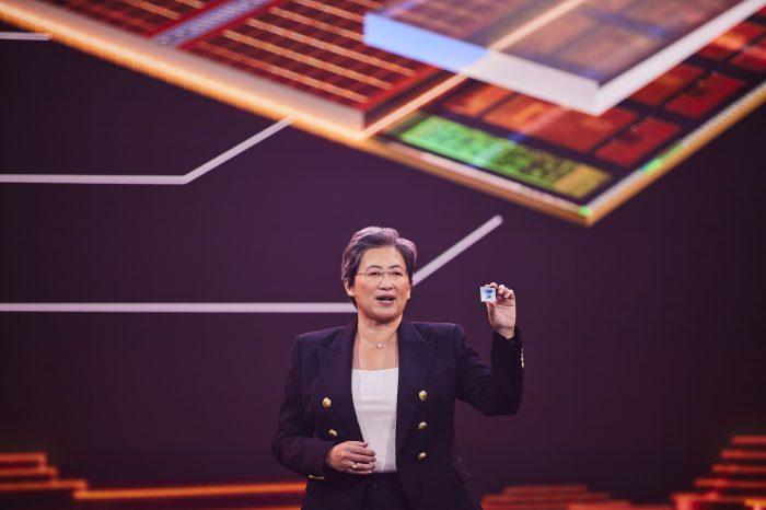 AMD przedstawia więcej szczegółów na temat Zen 3 3D V-Cache i rozwoju technologii trójwymiarowego stackowania układów.