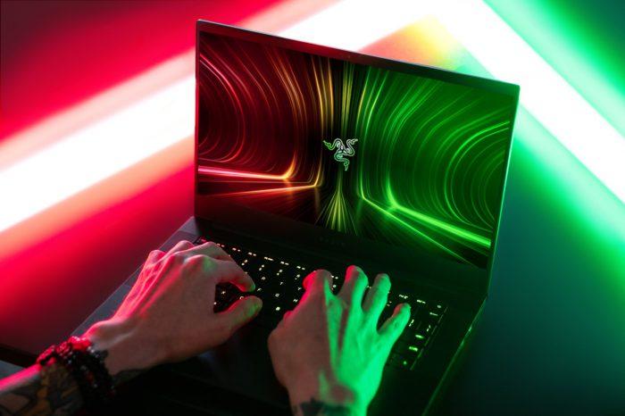 Razer stawia na AMD - producent znany z nietuzinkowych laptopów dla graczy aktualizuje model Blade 14. W środku  AMD Ryzen 9 5900HX.