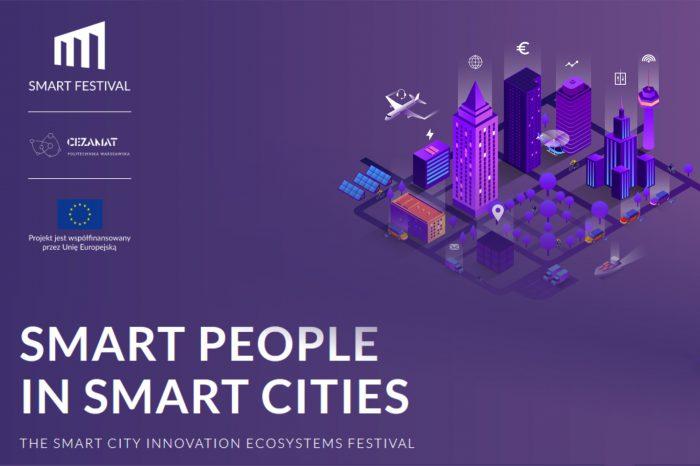 Naukowy festiwal Smart City dobiegł końca, poznaliśmy zwycięzców Hackathonu! Głównym celem było utworzenie platformy służącej do wzajemnej wymiany wiedzy i doświadczeń nauki i biznesu.