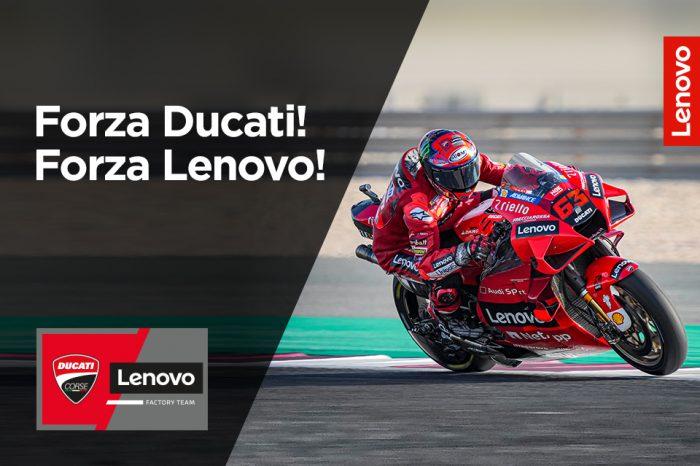 Stań do wyścigu Lenovo. Do wygrania 15 motocykli Ducati Monster. Lenovo wystartowało z nową inicjatywę skierowaną do partnerów biznesowych.