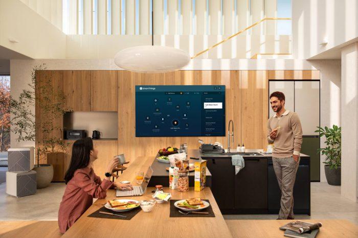 Samsung Smart TV wychodzi poza klasyczną definicję telewizora. Dzięki nieustannie ewoluującego systemu operacyjnego TIZEN, który napędza telewizory Samsung Smart TV od 2015 roku.