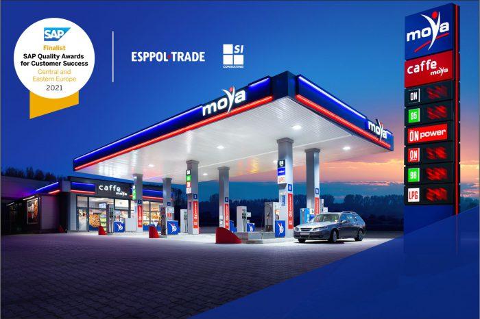 ESPPOL Trade S.A., należąca do Grupy Kapitałowej Anwim, wraz z partnerem wdrożeniowym SI-Consulting wśród finalistów SAP Quality Awards 2021 w rejonie Europy Środkowo-Wschodniej.