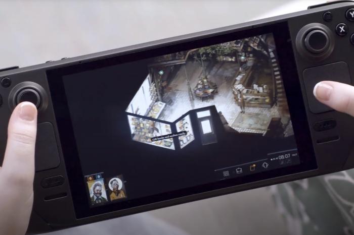 Valve Steam Deck - nowa mobilna konsola może być poważnym zagrożeniem dla Nintendo Switch.