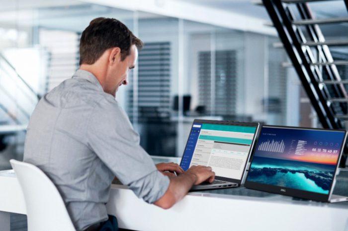 Dell Technologies wprowadza do oferty nowy przenośny monitor oraz specjalną linię monitorów, które poprawiają jakość wideokonferencji prowadzonych z domu.