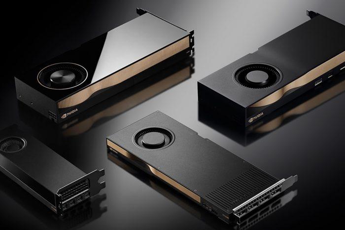 NVIDIA zaprezentowała RTX A2000, profesjonalną kartę graficzną klasy podstawowej dla niewielkich stacji roboczych.