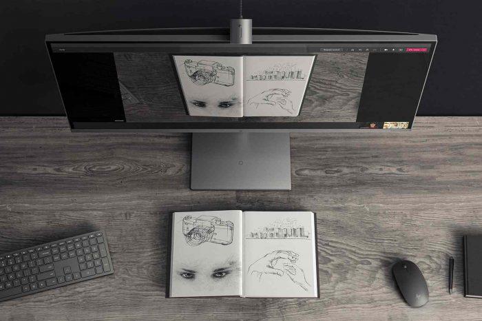 HP zaprezentowało nowy, potężny komputer typu All-in-One. HP Envy 34 to prawdziwa bestia z GeForcem RTX 3080 i Core i9.