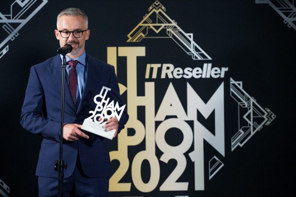 IT Champions 2021: Dell Technologies Polska doceniony za rozwiązania dla sektora publicznego, program szkoleń i edukacji dla Partnerów oraz dla najlepszego dyrektora marketingu!