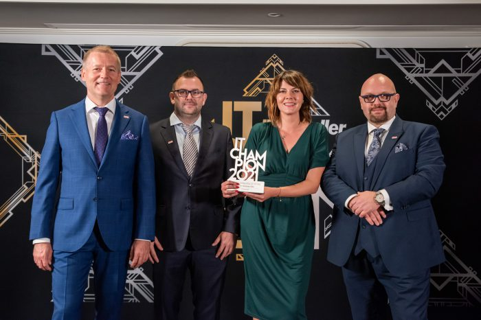 "IT Champions 2021: Statim Integrator ze nagrodą IT Chamion 2021 w kategorii ""Biznes Partner Roku"" po raz drugi z rzędu."
