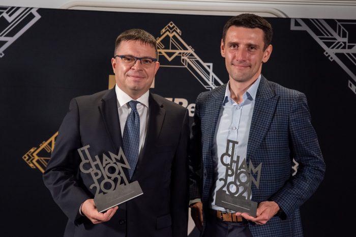 IT Champions 2021: Microsoft z tytułem Producenta Roku oraz nagrodą za Chmurę Roku.