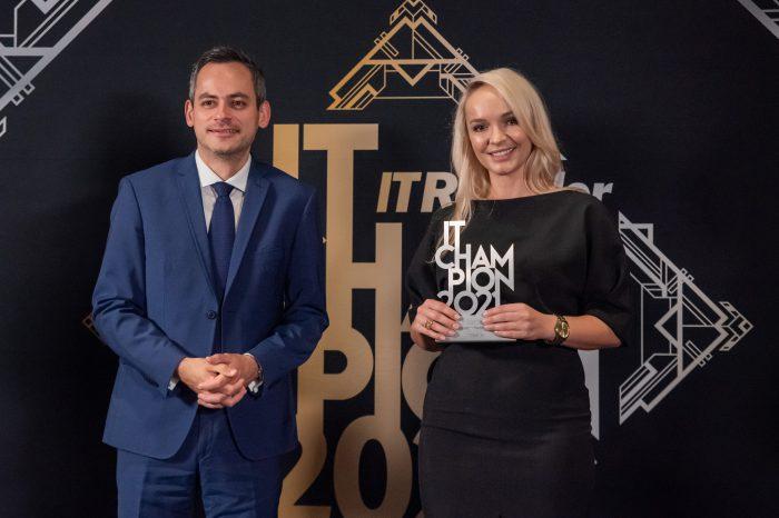 IT Champions 2021: HP Inc Polska nagrodzone za najlepszy program partnerski oraz za komputery i stacje robocze.